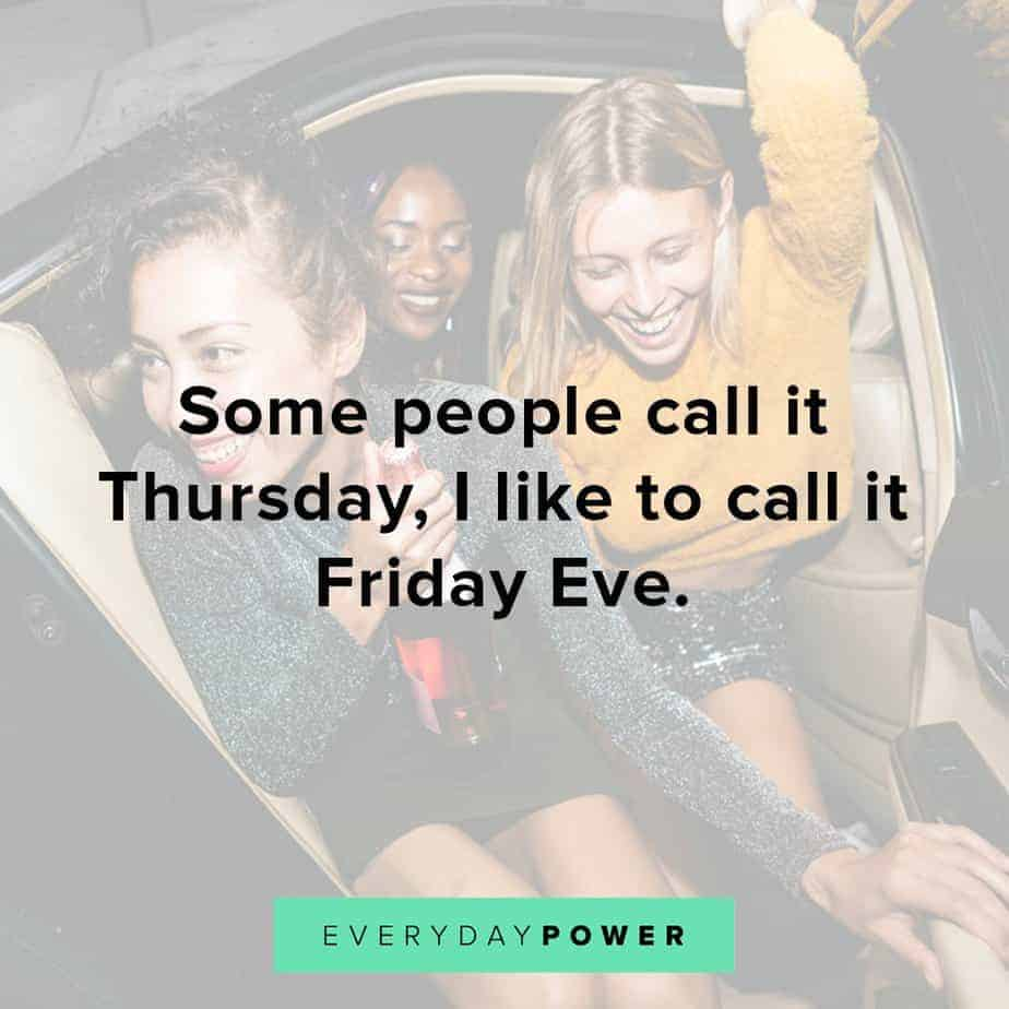 Thursday Quotes about people