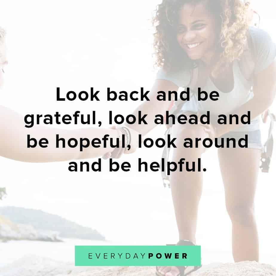 Thursday Quotes about gratitude