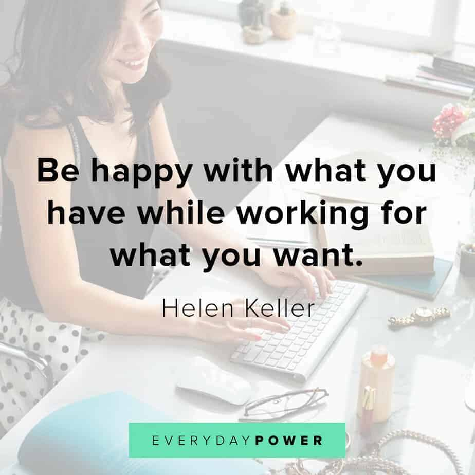 Thursday Quotes on being happy