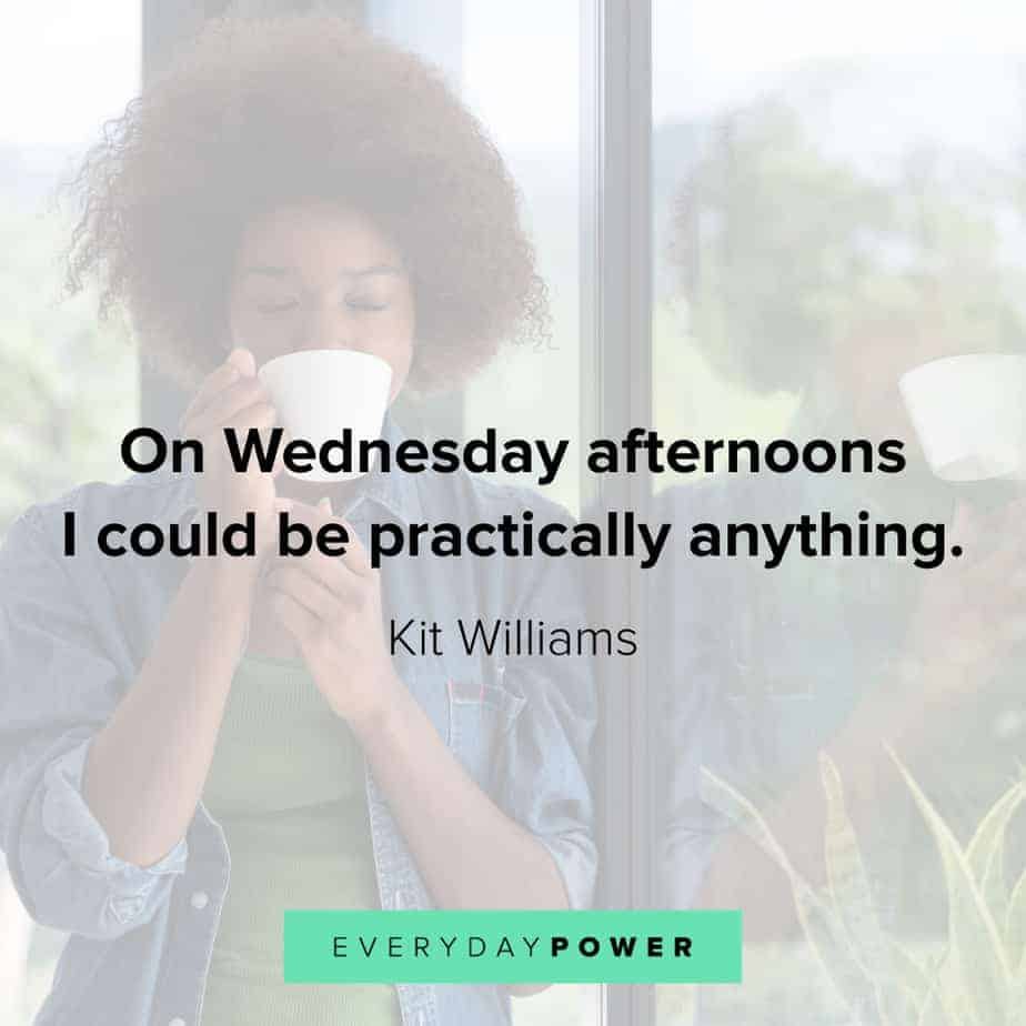 practical Wednesday Quotes