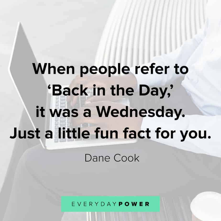 fun Wednesday Quotes