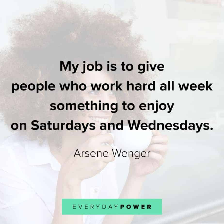 Wednesday Quotes about work