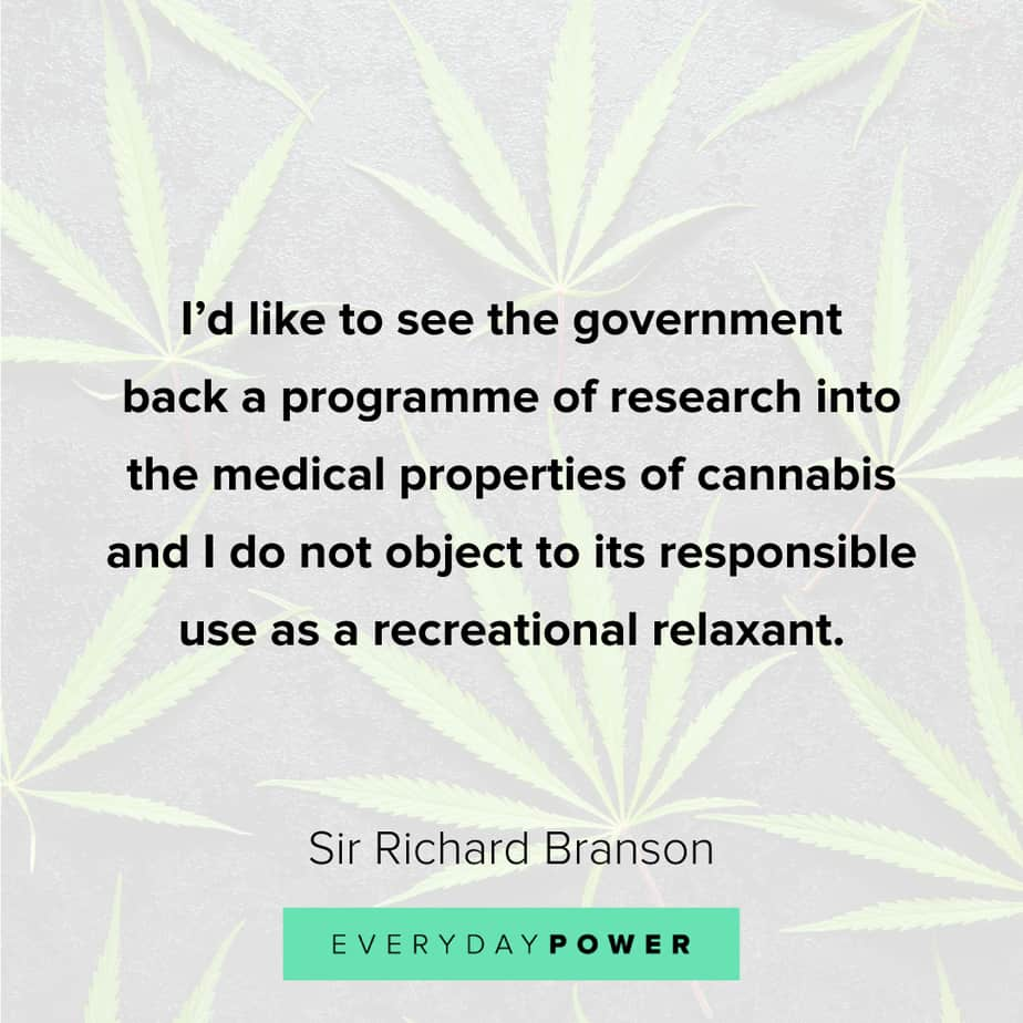 medical Weed Quotes