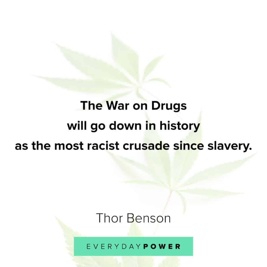 Weed Quotes about history