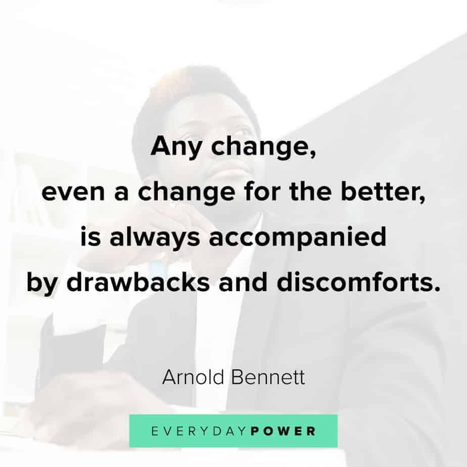 Change Quotes about progress