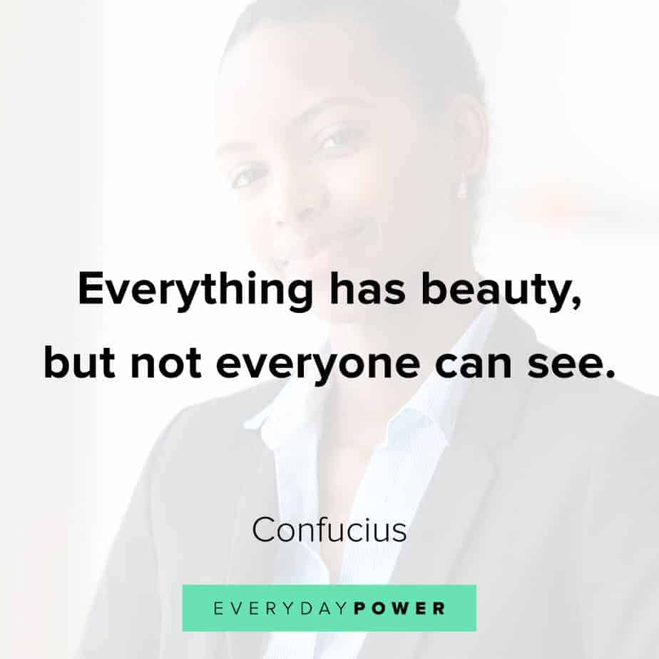 Good Morning Quotes on beauty