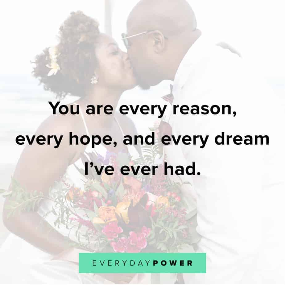 cute quotes for her to express your love