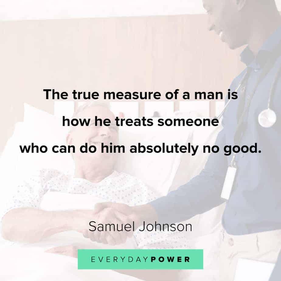 Good Man Quotes full of wisdom