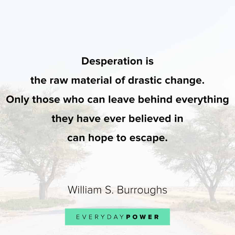 quotes about change and hope