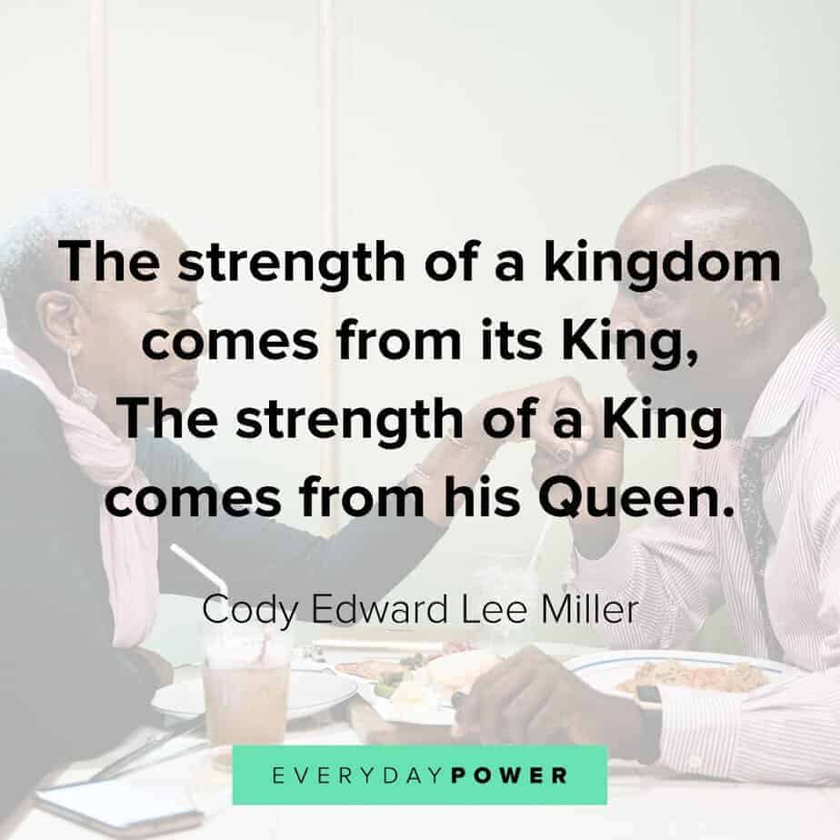 Queen Quotes about kingdom
