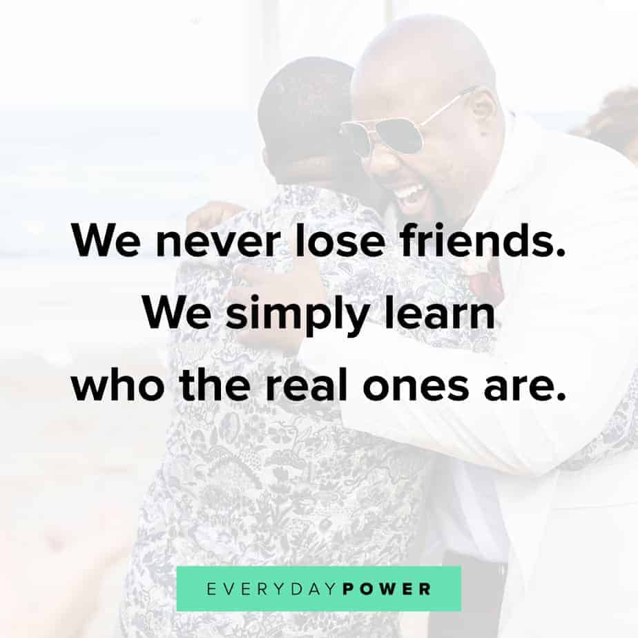 false friendship quotes to help you learn