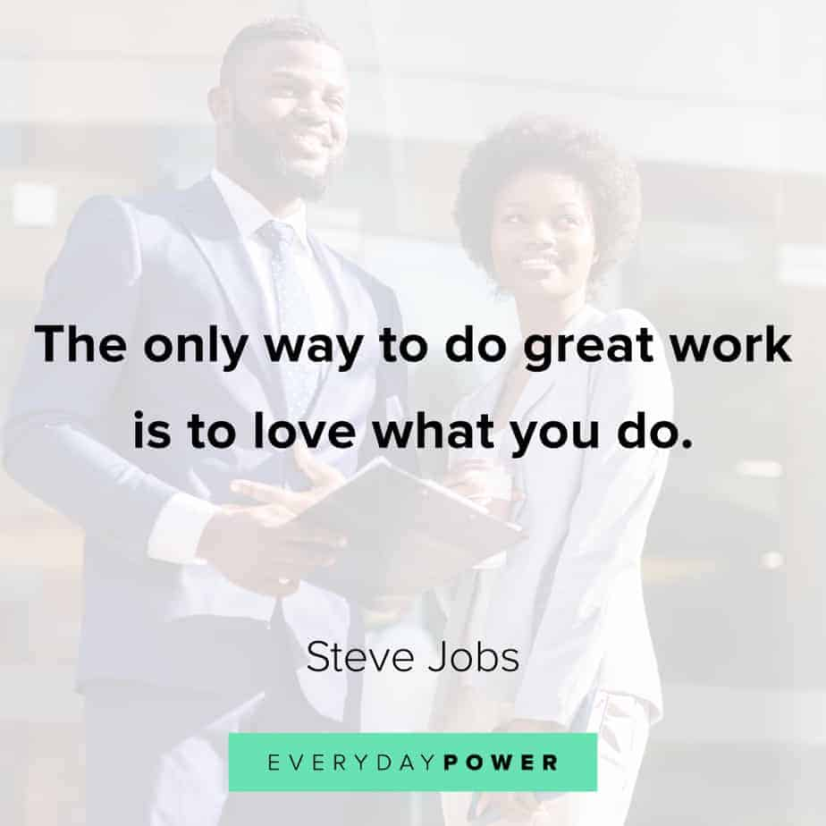 Good Morning Quotes on great work