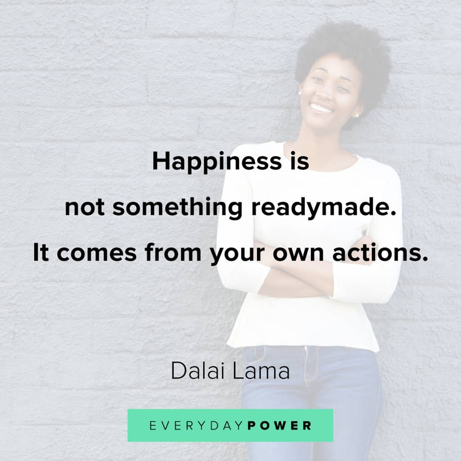 Good Morning Quotes on happiness