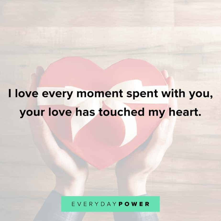 love quotes that will touch her heart
