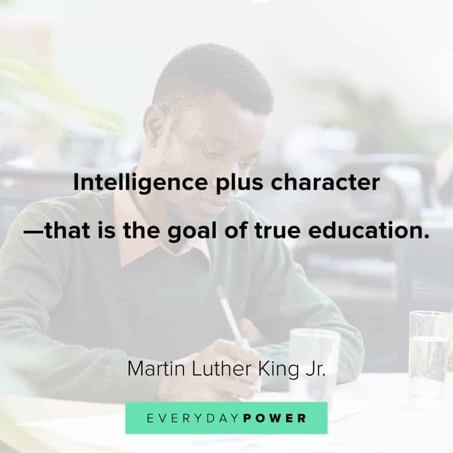 graduation quotes about character