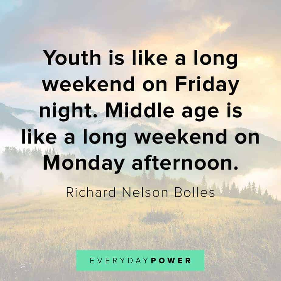 happy friday quotes about youth