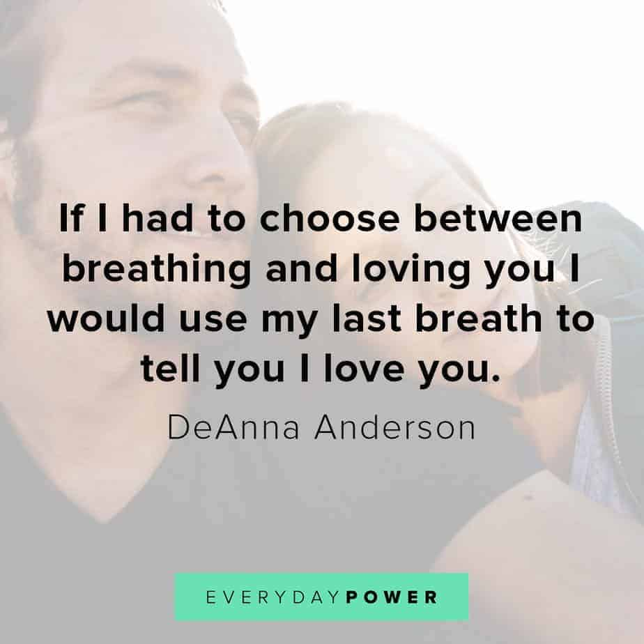 wonderful love quotes for your husband