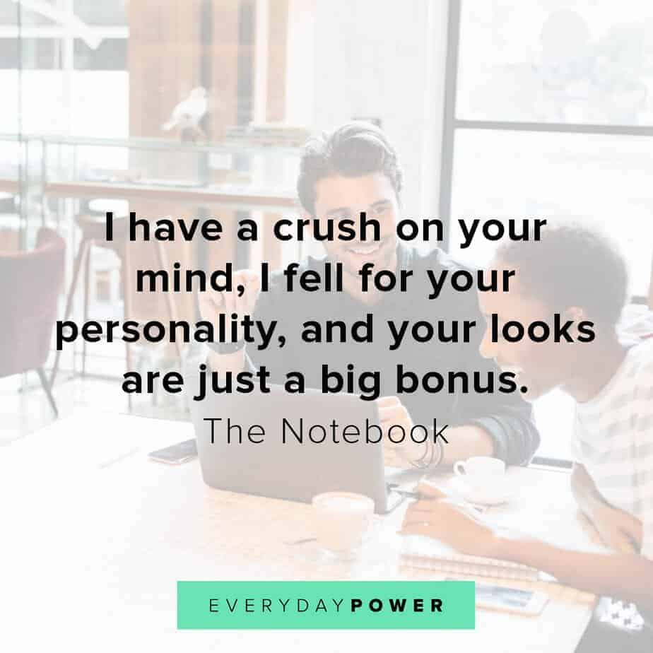 love quotes for your husband about personality