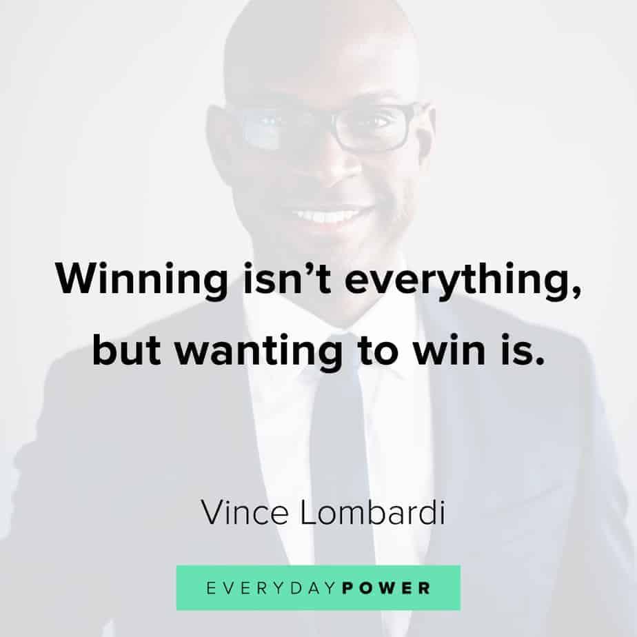 Good Morning Quotes on winning