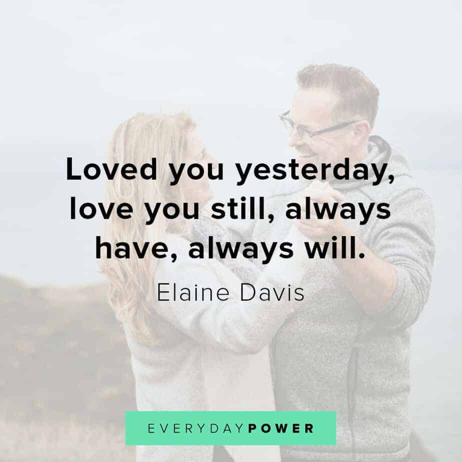 sweet love quotes for your husband