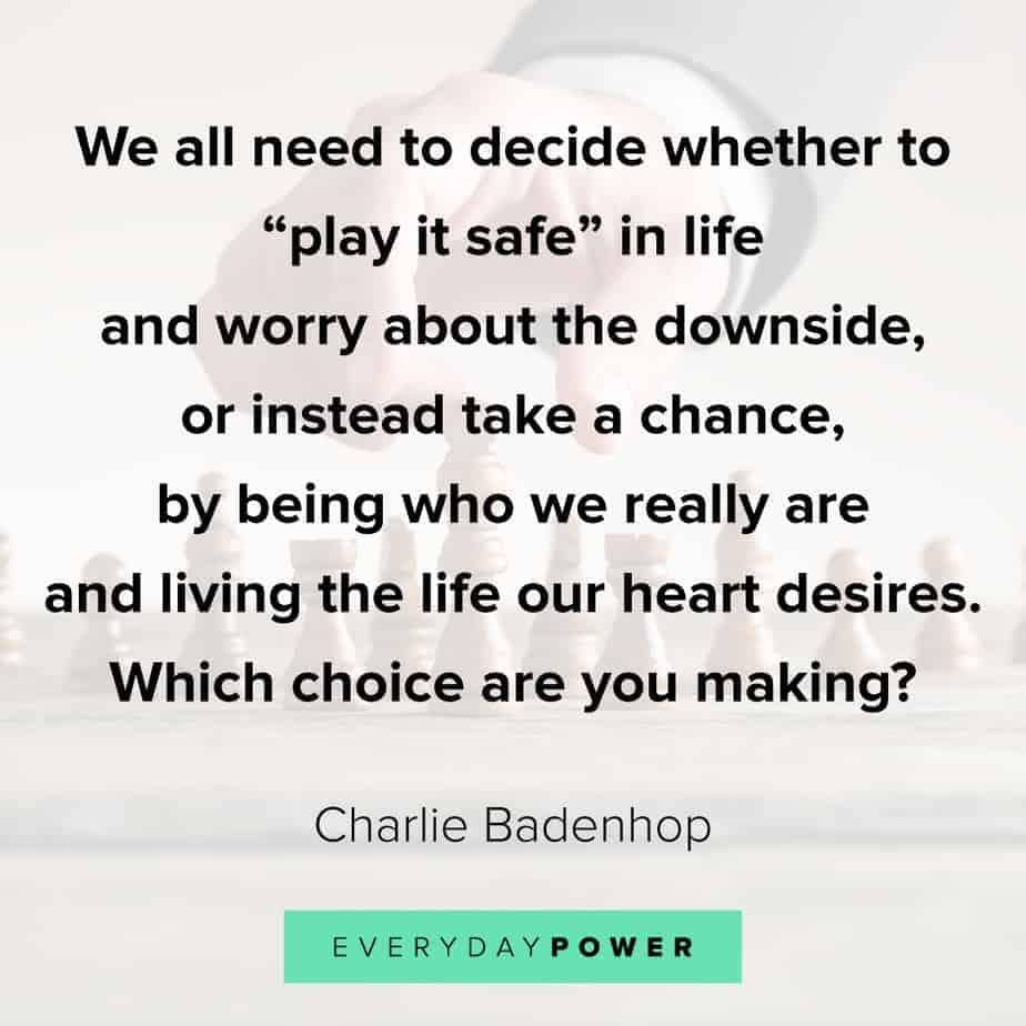 quotes about choices and desires