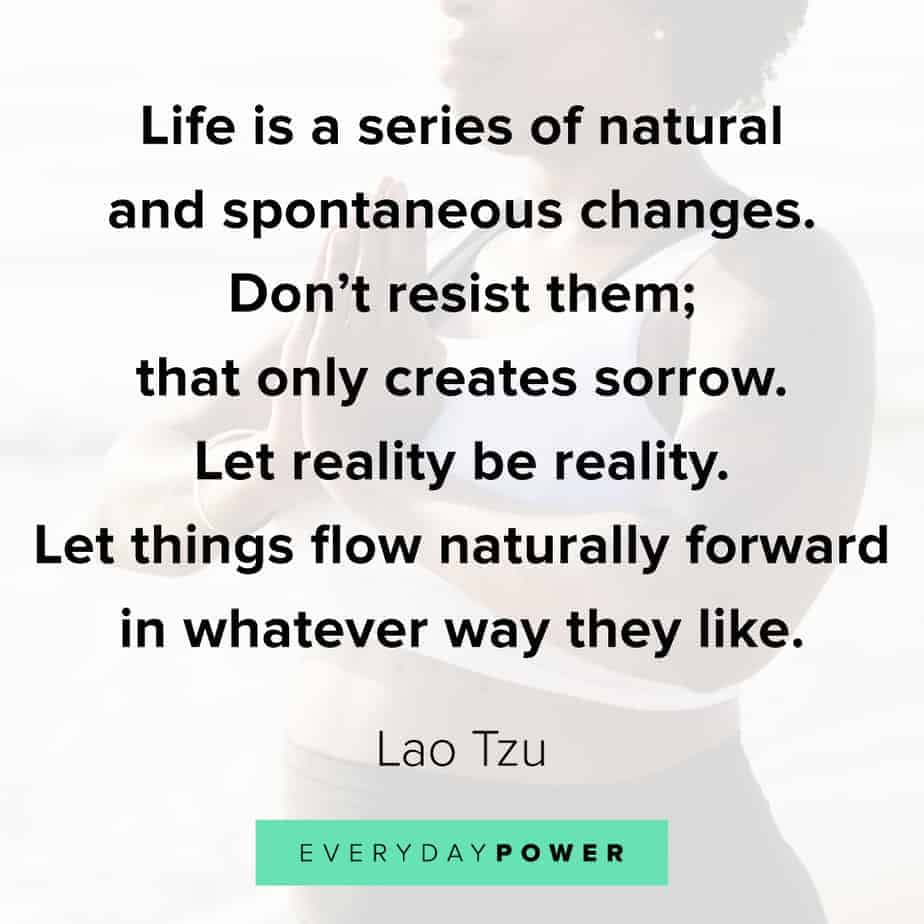 Change Quotes about nature