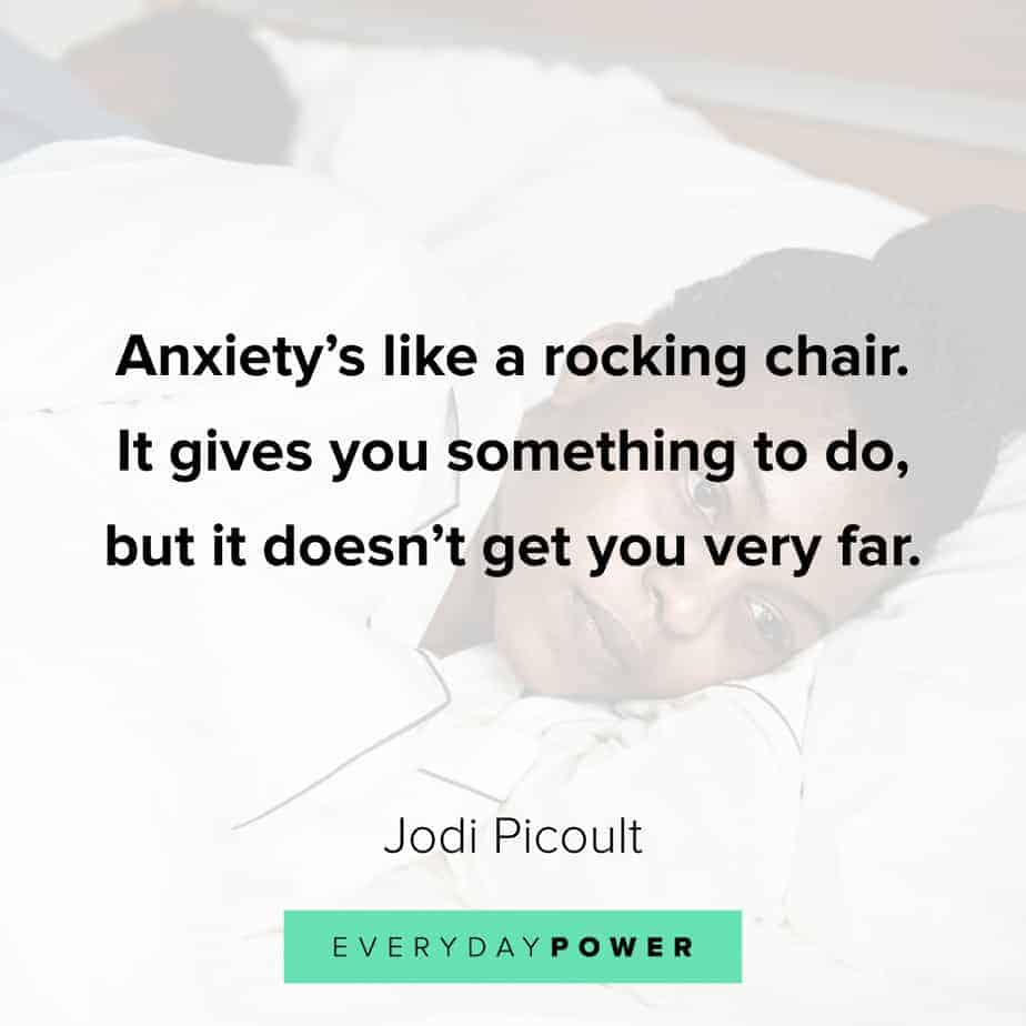 Anxiety Quotes to uplift you