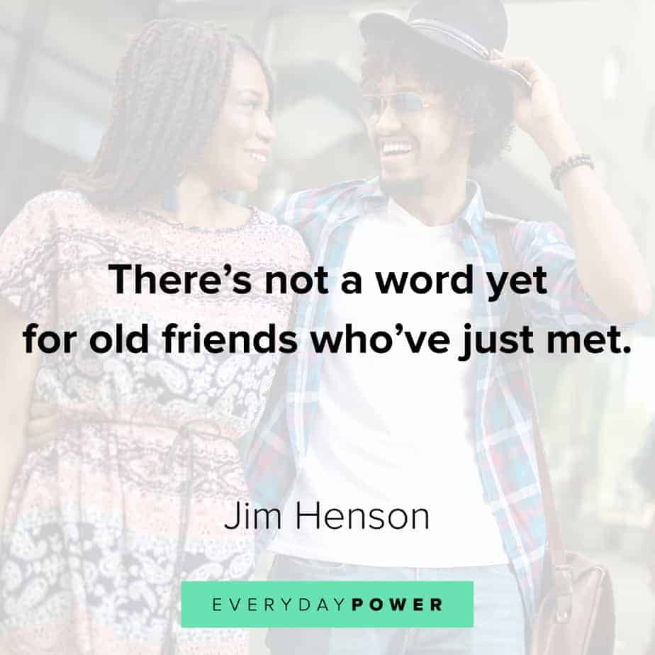Friendship quotes about old friends