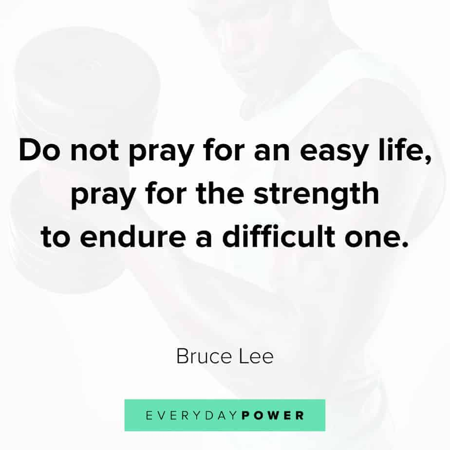 warrior quotes about endurance