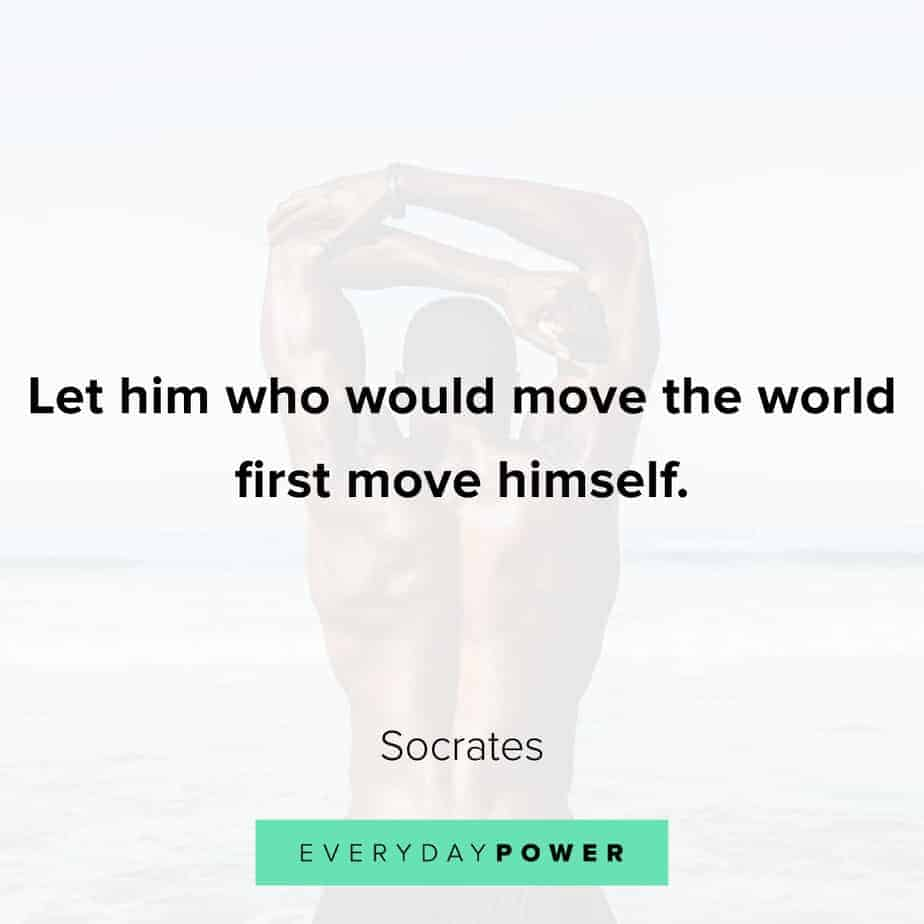 Change Quotes about moving forward