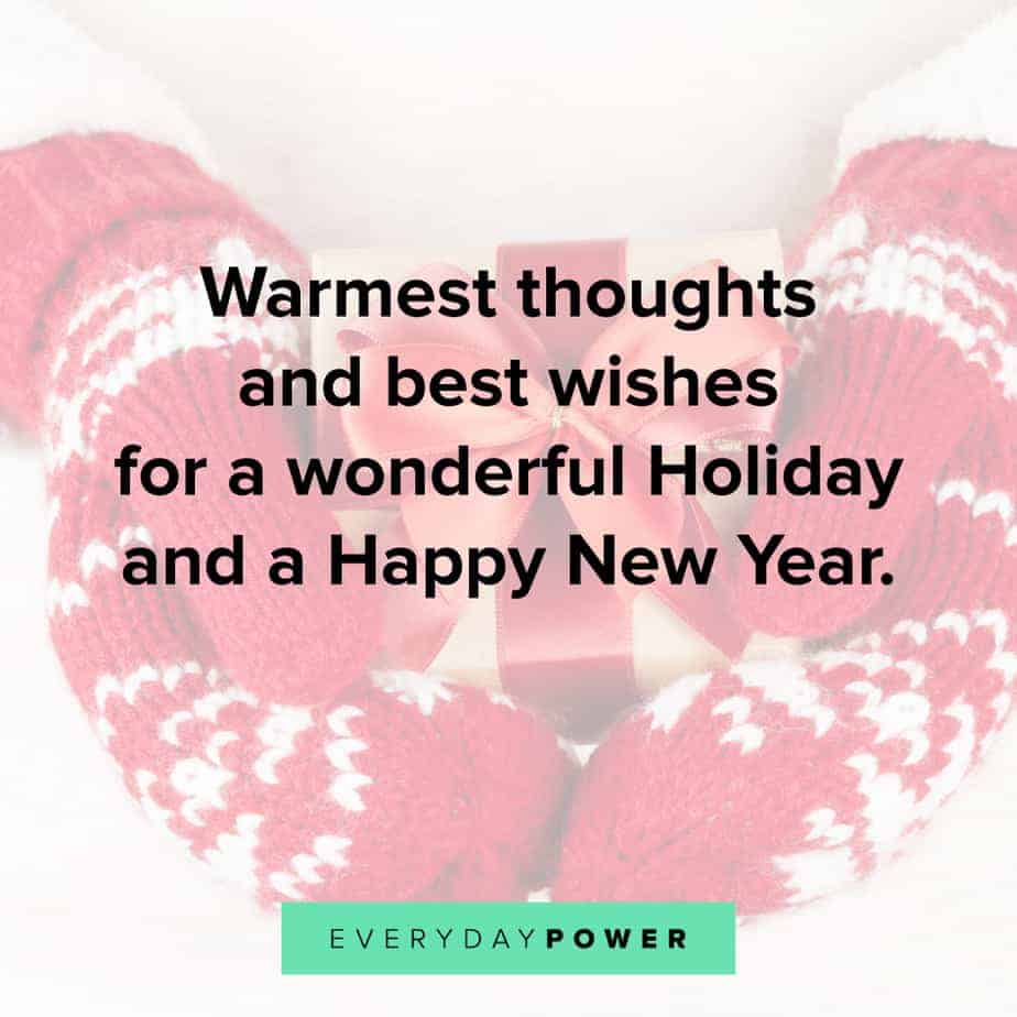 Happy Holidays Quotes about warmth
