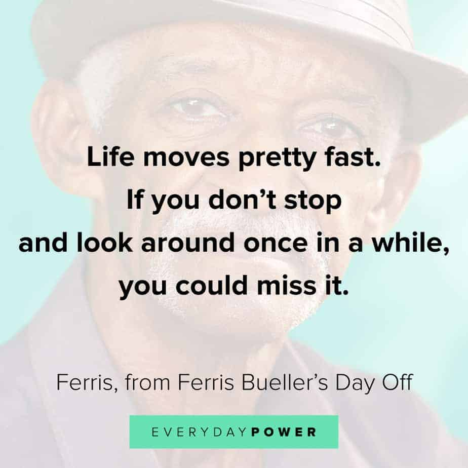 Famous movie quotes about growth