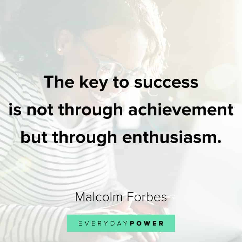 Funny inspirational quotes about the key to success