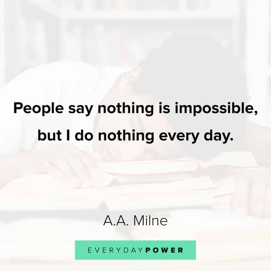 Funny inspirational quotes about possibilities