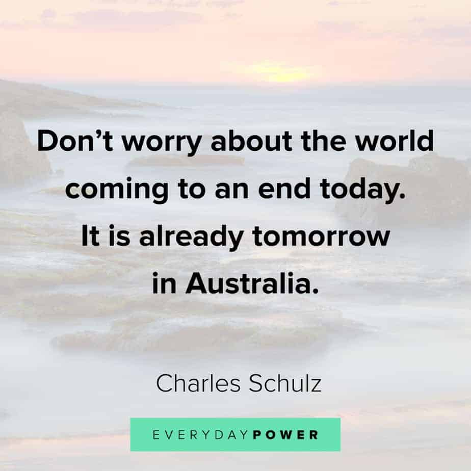 Funny inspirational quotes about the world