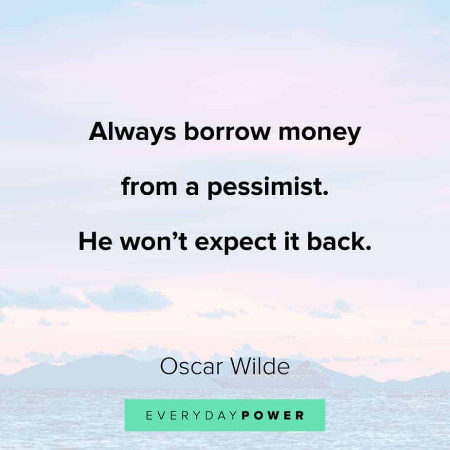 Funny inspirational quotes about pessimism
