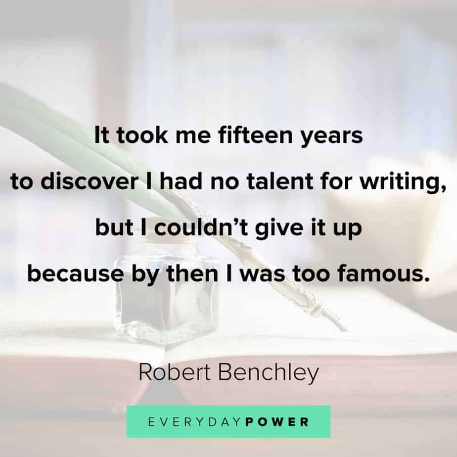 Funny inspirational quotes about talent