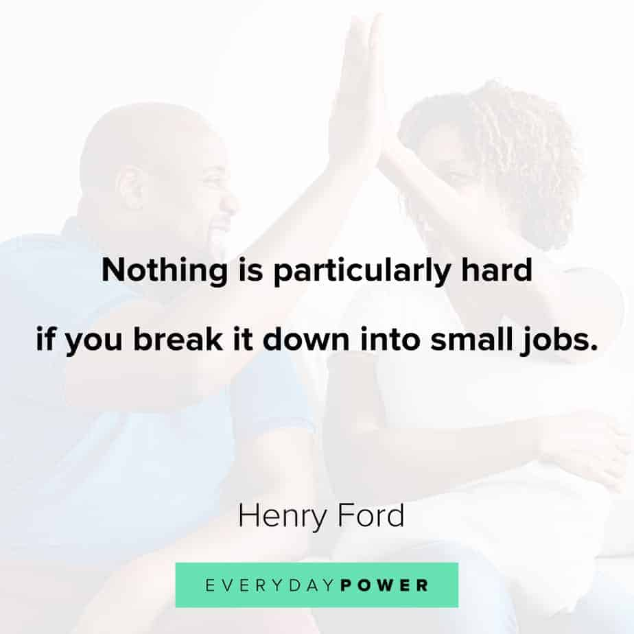 Inspirational quotes for kids about hard work