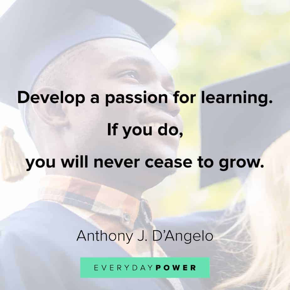 Quotes About Education and growth