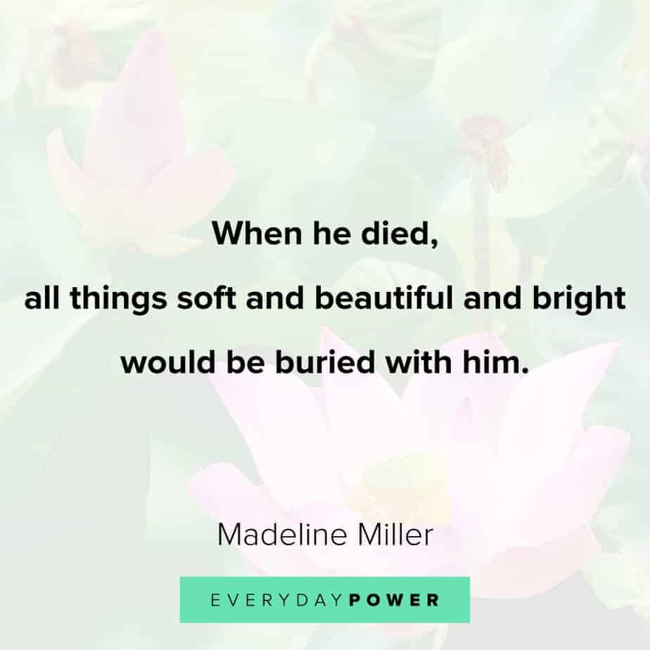 Quotes About Losing a Loved One to help you cope