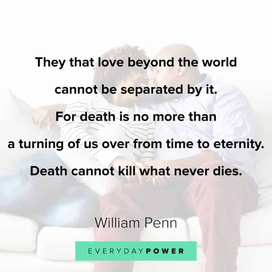 Quotes About Losing a Loved One and eternity