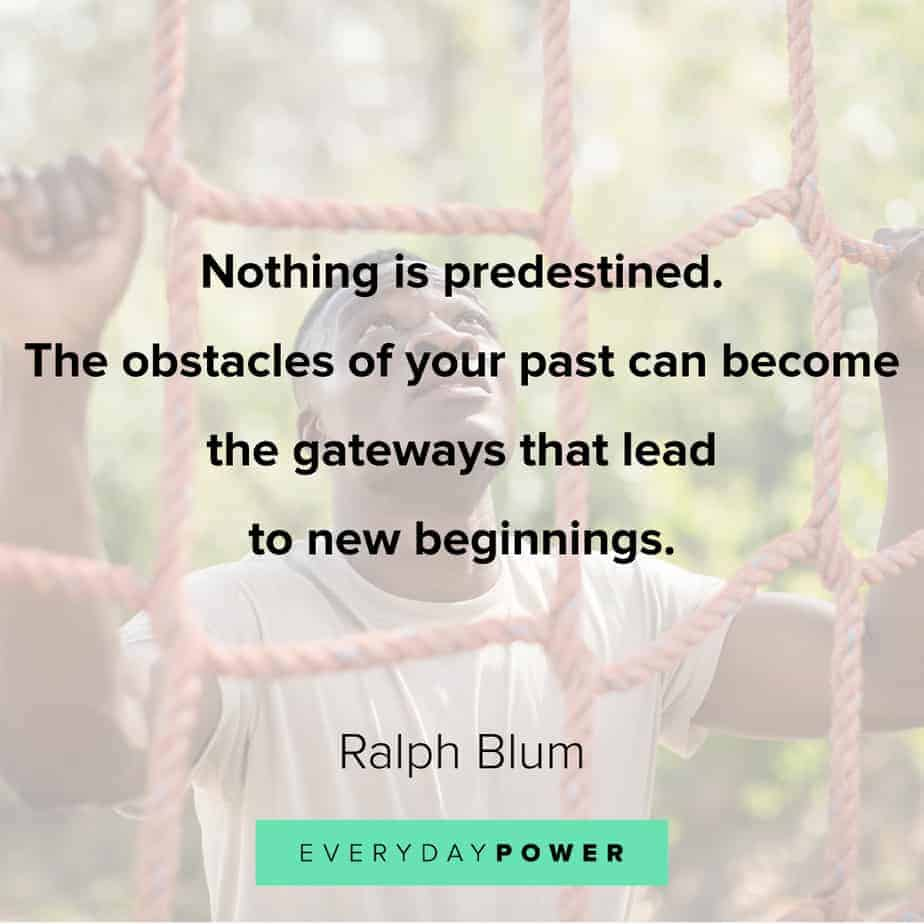 Quotes about new beginnings and new chapter in life