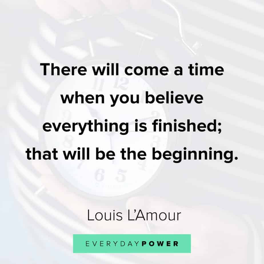 Quotes about new beginnings and success