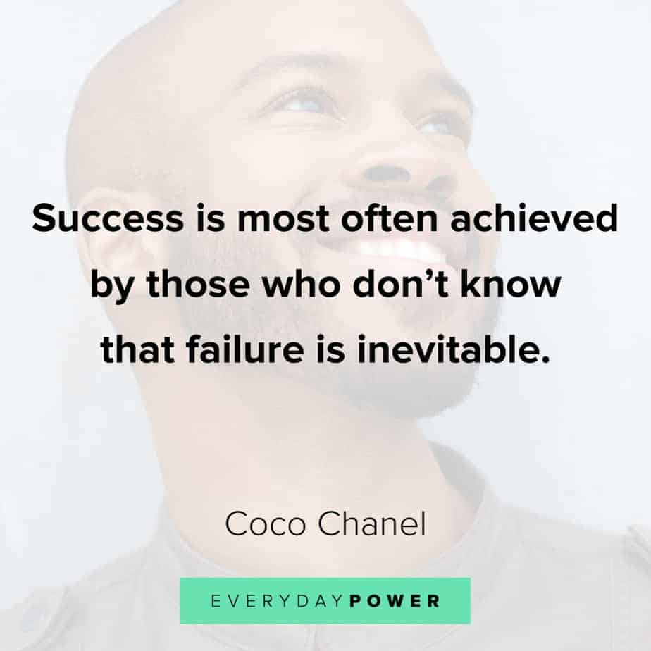 Quotes by Famous People about success