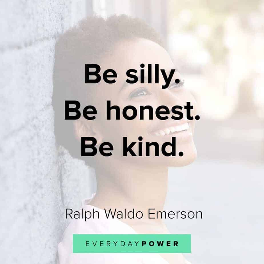 Ralph Waldo Emerson quotes on honesty