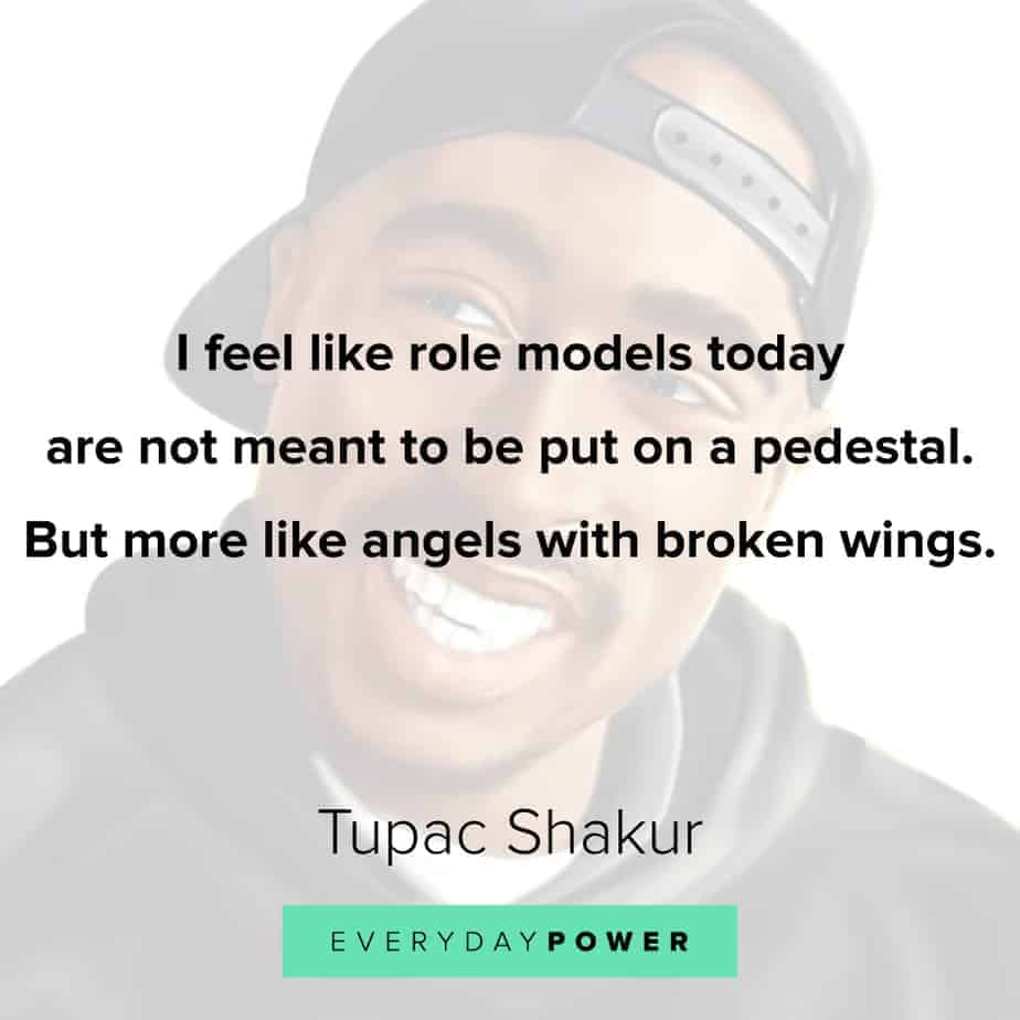 Tupac Quotes about fortune