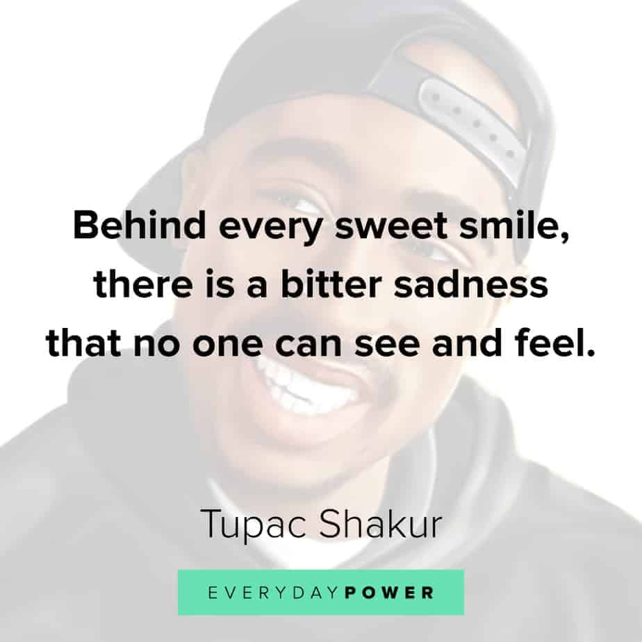 Tupac Quotes on happiness