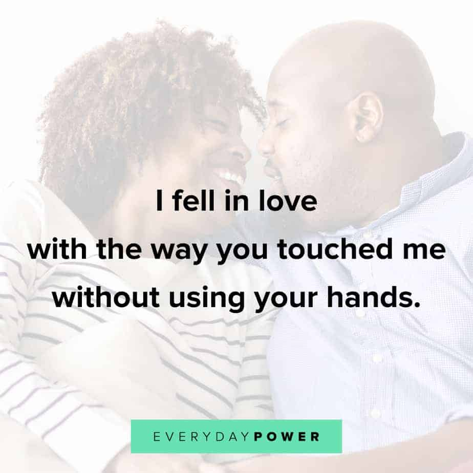 Love quotes for him that will touch his heart