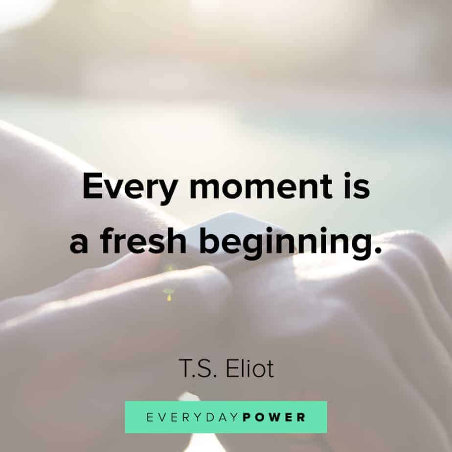 Quotes about new beginnings and moving forward