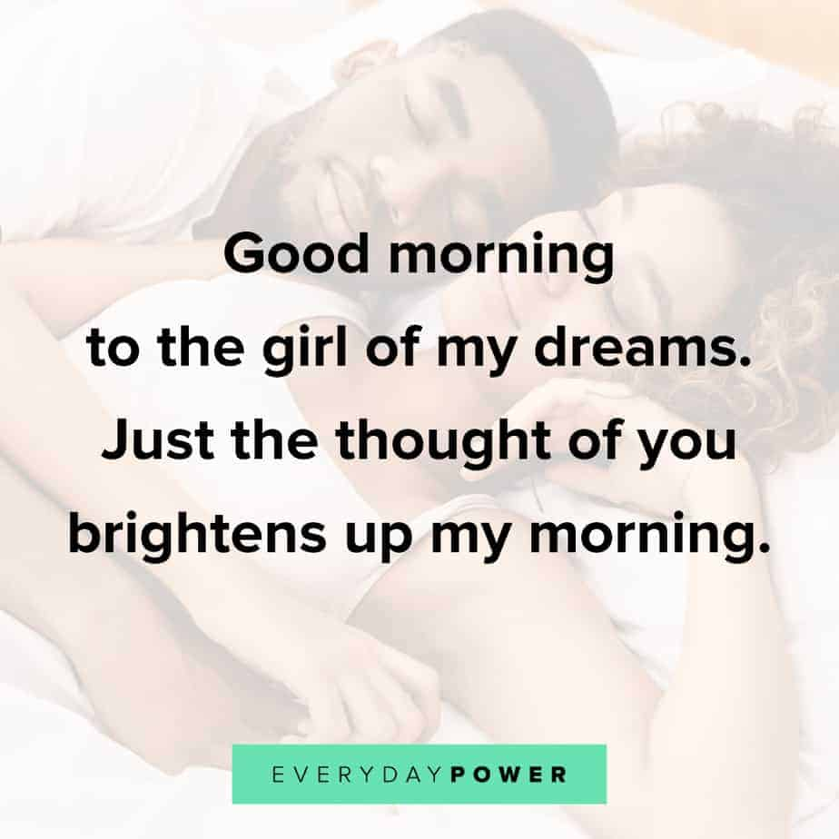 heartfelt Good morning texts for her